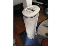 Homedics AR29A HEPA Tower Air Purifier with Remote control