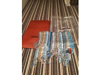 BN GENUINE MISSONI SCARF COMES COMPLETE WITH GIFT BAG RRP £210 BARGAIN PERFECT GIFT