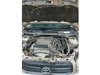 Toyota, RAV 4, Estate, 2004, Manual, 1998 (cc), 3 doors