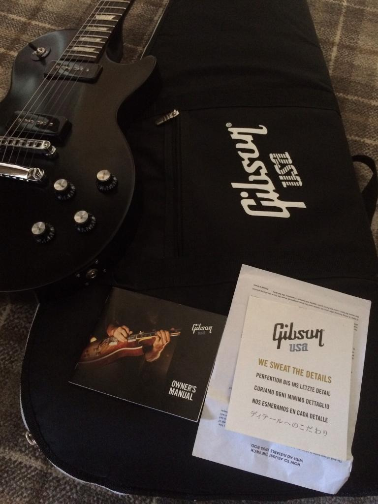 Gibson USA les paul 50s tribute p90 model | in Tullibody, Clackmannanshire  | Gumtree