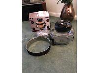 Visicook Halogen Multi Cooker, brand new