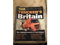 Philips Navigator Truckers Britain Spiral + other maps