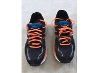 Boys Asics Gel Kayand 22 Trainers Size 3