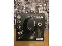 Boompods Headpods Foldable Headphones With In-line Mic & Remote