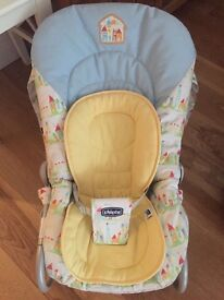 Baby Bouncer by Chico £15 ono