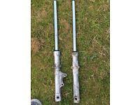 Yamaha YBR 125 Forks