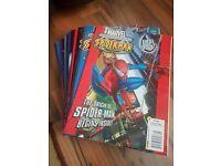 Marvel Ultimate Spider-Man 1 - 22 / 24 - 28
