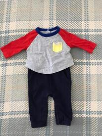 REDUCED Baby clothes 0-3 months