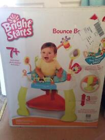 Bright starts bounce bounce baby