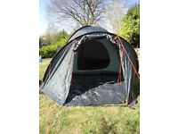 5 Man Gelert Weather Checked Tent, very good condition