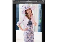 Ispirato rose hip mother of bride suit and hat