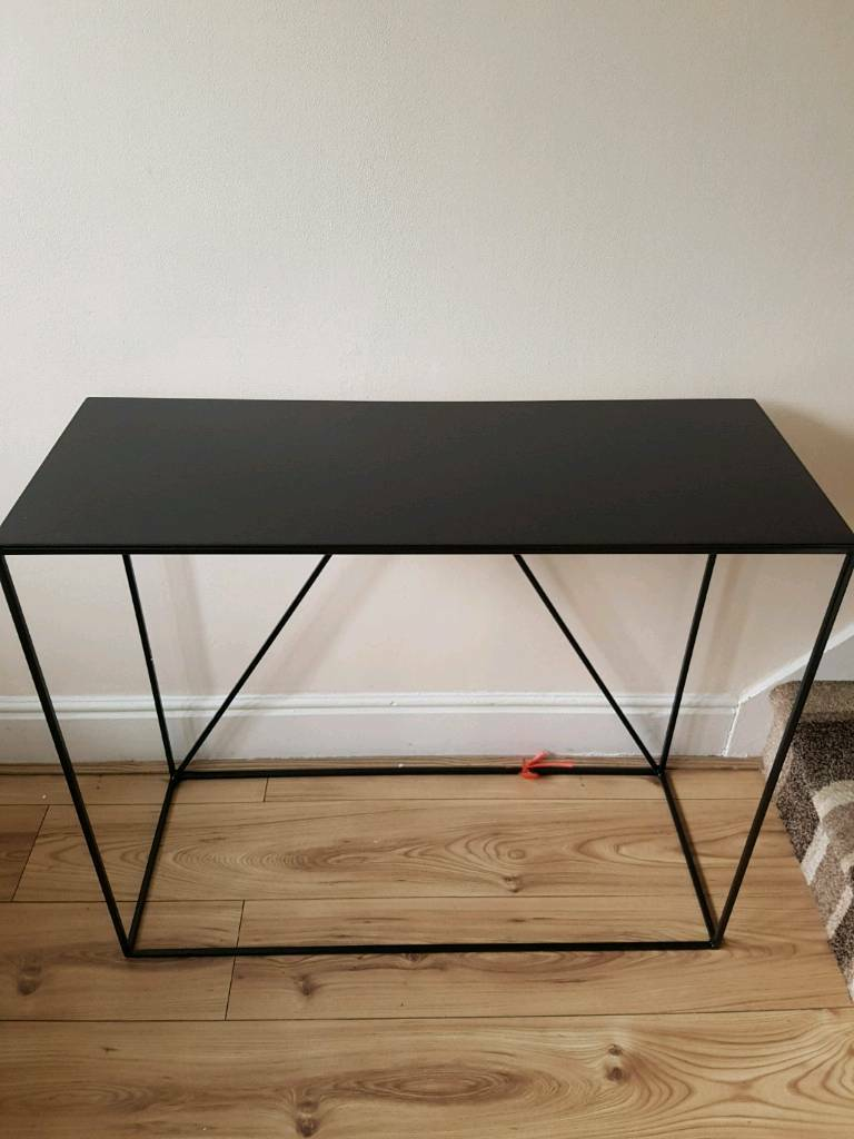 Romy Small Metal Console Table RRP £219 La Redoute   in Luton ... on