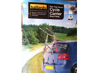 Halfords 3 cycle rear carrier £30