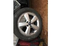 Ford Focus wheels x 4