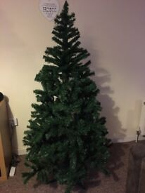 Christmas Tree 6ft artificial