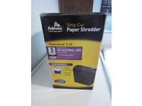Fellowes Home Paper shredder