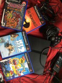 Slim PS2 bundle OTO