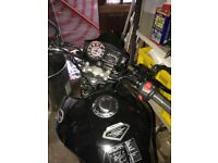 Lexmoto Assault 125cc 17 Plate *VERY LOW MILEAGE 1 FEMALE OWNER*