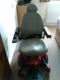 PRIDE JAZZY SELECT 6 POWERCHAIR, VERY GOOD CONDITION. price reduced £400.00