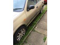 Nissan Almera for sale