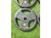 Olympic 25kg Weight Plates