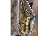 Alto Saxophone (Yamaha YAS62, Serial: 076980)