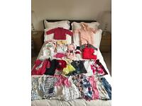 Job lot 6-9 months baby girl clothes