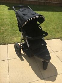 Mothercare all terrain pushchair / travel system