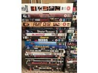 245 DVDs Mixed Mainly Action and Comedy