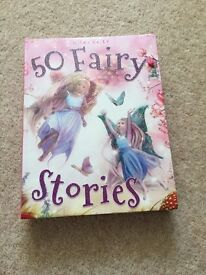 50 fairy stories (children's book)