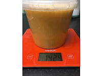 pure natural raw honey, £10 kg, !!!