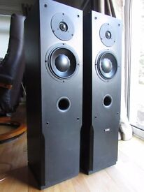 DYNAUDIO AUDIENCE 60 SPEAKERS 150 WATTS GLASGOW COLLECTION ONLY