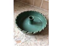 Bernscott Pottery pie dish