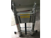 Double Telescopic Ladder 5.6m