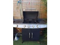 Gas Grill Barbecue for sale