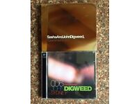 House Music Sasha & John Digweed all Excellent condition