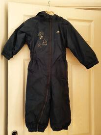 Waterproof all in one suit