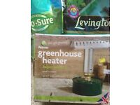 Parasene (paraffin) Greenhouse Heater Super-warm 4 with 2l fuel Bought as backup-no longer required