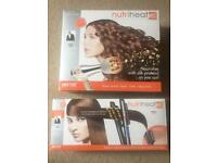 Hair Dryer & Straightner brand new