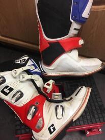 Moterbike boots