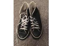 Converse All Star boots . Size 6.5