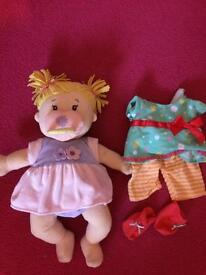 Baby Stella Doll and accessories bundle