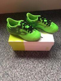 Kids Indoor Adidas Football Boots - Size 11
