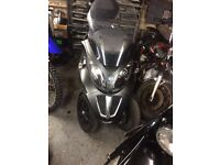 MP3 500 Piaggio project for sale as it is £1500