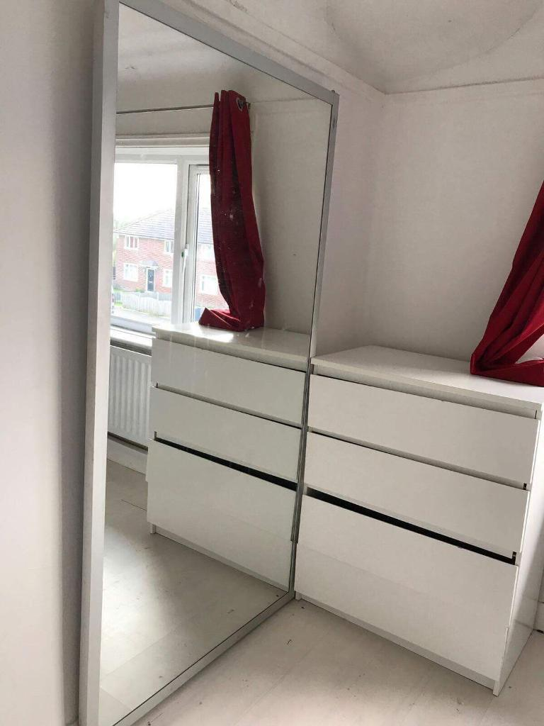 Very large mirror for sale