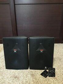 JBL Control 28 speakers like new