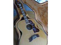 Cortez J200 Acoustic Guitar 70s Japan