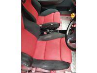 Honda EP3 Premier Edition Seats