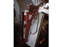 Swinglift 12 volt crane