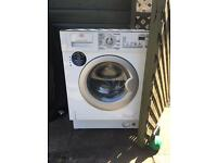 AEG integrated washer drier for spares or repair